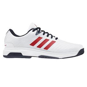4e76bbbb ... Adipower Barricade 8.0 para Hombre Tenis Zapatos Zapatillas Negro Verde  Talla 8 - 12ver título; timeless design 97dfb 06783 Tenis adidas Barricade  Court ...