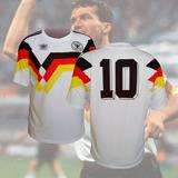 Camiseta Alemania Mundial 1990 A1