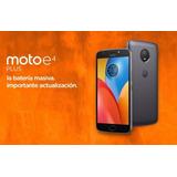 Motorola Moto E4 Plus 5pg 16+2ram 13+5mpx Huella