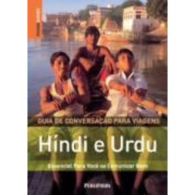 Guia De Conversação Para Viagens Rough Guides: Híndi E Ur
