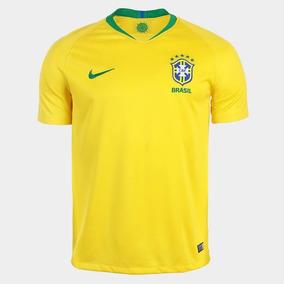 Camiseta Copa Mundo 2018 Seleção Brasileira Promoção 59687024836ae