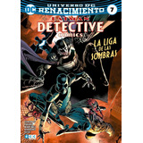Cómic, Dc, Detective Cómic #7. Ovni Press