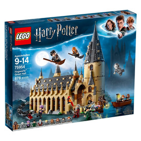 Lego 75954 Harry Potter - O Grande Salão De Hogwarts