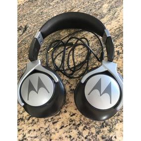 Fone De Ouvido Motorola Pulse Max Wired