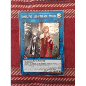 Isolde, Two Tales Of The Noble Knights Sofu-ense1/super Rare