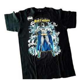 Playera Para Adolescente Mod Batman Talla 18 Ropa Americana