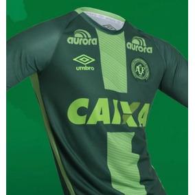 Camisa Chapecoense De Brasil Campeon Sudamericana Talla M f76f8cf8aeb11