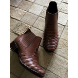 Botina Feminina Escamada Palma Boots(029)