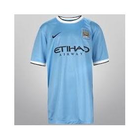 af3a074e2 Camiseta Manchester City 2013 14 - Camisetas en Mercado Libre Argentina