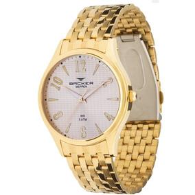 6c9f9cc7279 Relógios Masculinos - Relógio Backer no Mercado Livre Brasil