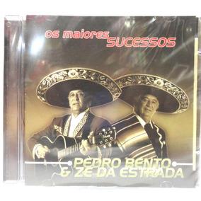 Cd Pedro Bento & Zé Da Estrada Os Maiores Sucessos