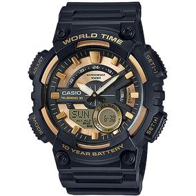 28dec81eb9b Relogio Casio Telememo - Relógios De Pulso no Mercado Livre Brasil