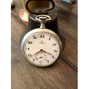76d51fca2b5 Relogio Bolso Omega - Relógios De Bolso no Mercado Livre Brasil