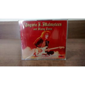 Yngwie Malmsteen Now Your Ships Are Burned 84-90 - 4 Cds