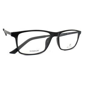 Óculos De Grau Bulget Bg7022 Titanium (preto, 55-17-145) 7d0eda1995