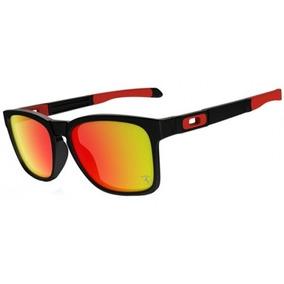 ba464b28156df Oakley Catalyst Vermelho - Óculos De Sol Oakley no Mercado Livre Brasil