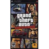 Grand Theft Auto Liberty City Stories Para Psp Nuevos