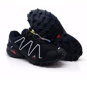 4f093a5fa4 Tênis Speedcross 3 Trava Masculino Original Corrida + Frete