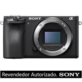 Câmera Sony Mirrorless A6500 Lente16-50mm 4k Wifi Nfe