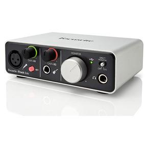 Interface Focusrite Itrack Solo - Ac0916