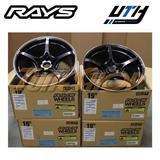 Rines Rays Vr G50 19x9.5 19x10.5 5x114 G35 G37 350z 370z Dps