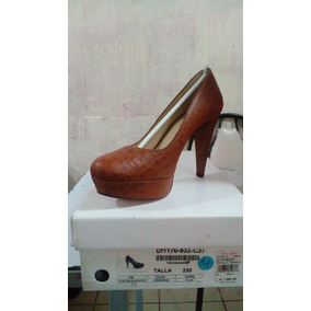Zapatos De Tacon Dione - Zapatos en Mercado Libre México 934f50fb74e7