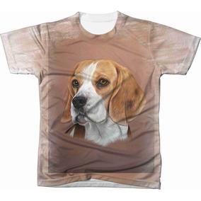 Camiseta Camisa Personalizada Cachorro Dog Cão Beagle 03 b76073e4b2207