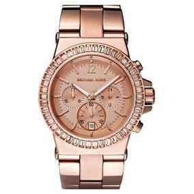 Relógio Michael Kors Mk5412 Rose Gold - Relógios De Pulso no Mercado ... b57763e9c2