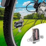 Luz Led Decorativa Para Llanta De Bicicleta | Bike-015