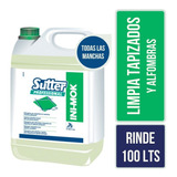 Detergente Limpia Tapizados Y Alfombras Sutter Ini Mok Pro