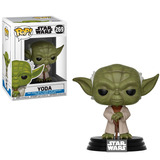 Funko Pop Figura Coleccionable Star Wars Maestro Yoda