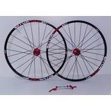 Roda Vivatec Xm 1800 Preto/vermelho 8/9/10/11v