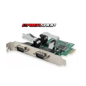 Placa Pci Express 2 Serial Noga Kwpe239 Pc Notebook