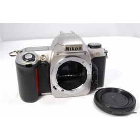 Camara Reflex Nikon N-65 Slr, Con Batery Grip Solo Cuerpo