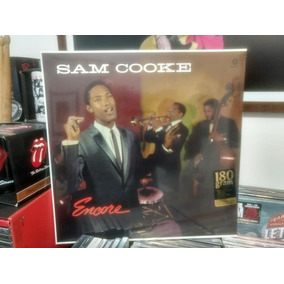 Lp Sam Cooke - Encore