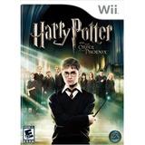 Harry Potter Y La Orden Del Fénix - Nintendo Wii