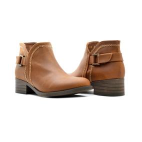 Botines Dama Mujer - Zapatos Naranja oscuro en Mercado Libre México 56407b24a327