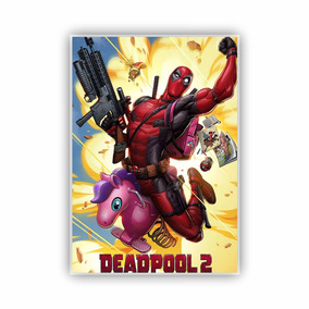 Pôster A3 - Deadpool 2