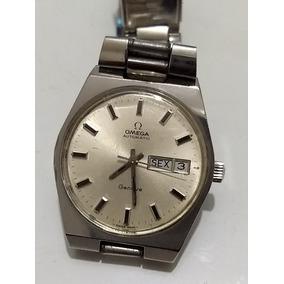 167c352be00 Relogio Omega Geneve Automatico Antigo - Relógios no Mercado Livre ...