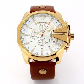 Relógio Masculino Original Curren Modelo 8176