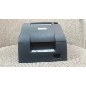 Tickera Epson Tmu220 -- Excelente Estado --