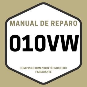 Manual Câmbio Automático Santana Quantum - 010 Vw Português