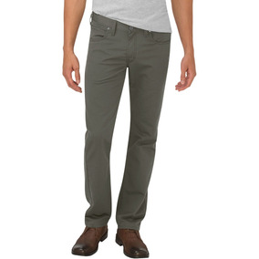 Pantalon Dickies Corte Ajustado Flex De Moda Xd814