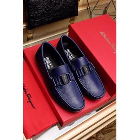 6376a24433f52 Sapato Salvatore Ferragamo Originalissimo Masculino - Sapatos no ...