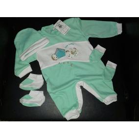 Conjunto Para Bebes Varón Recién Nacido Gorro Manoplas Zapat 3787525e5a8