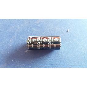 Capacitor Eletrolítico 470uf 200v Snap In Sc
