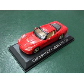 Chevrolet Corvette Z51 - Coleção Carros De Sonhos - Ixo 1:43