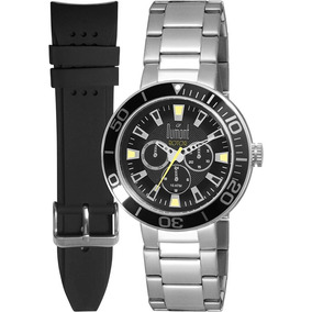 8c9be8abf84 Relógio Dumont Masculino Sj10279ps 3p - Relógios De Pulso no Mercado ...