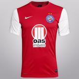 Camisa Nike Bahia 2012 - Vermelha - Tam. G