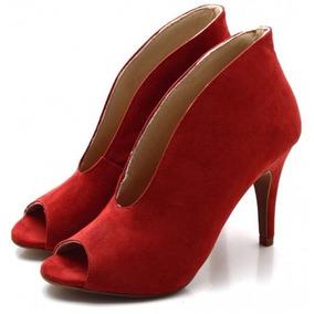 35da4a21d Sapato Salto Alto Fino Fechado - Sapatos no Mercado Livre Brasil